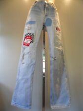 Vintage 70s Levis 501 Jeans Nascar Winston Cup Daytona Speedway Racing Motorhead