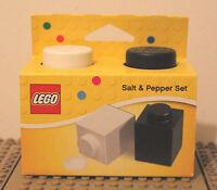 LEGO Salt & Pepper Set Black & White #850705