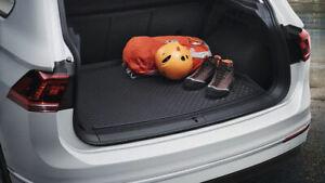 Original VW Kofferraumeinlage Matte Tiguan ab 2016 tiefer Ladeboden 5NA061160A