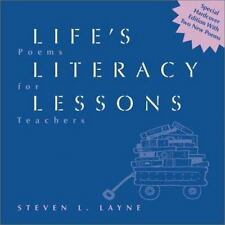 Life's Literacy Lessons: Poems for Teachers