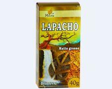 Lapacho Bark 40g - Tabebuia Incas - Pau D'Arco Taheebo Organic Herbal Health Tea