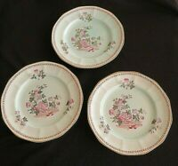 Vintage ADAMS, 3 Three  plates, Calyxware METZ Wall Display/Decor Gifts for Her