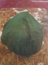 NuVue Winter Wrapz Universal Plant Protection 8' diamater protection. Item 24170