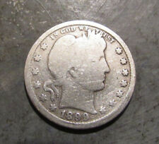 1899P Silver Barber Quarter