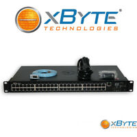 Dell Networking N2048 48P 1GbE 2P SFP+ Switch