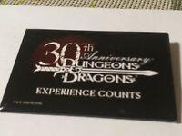 TSR Pin Dungeons & Dragons 30th Anniversary Metal pin