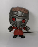 Funko Pop! Marvel Guardians of the Galaxy Star Lord #47 Loose Vaulted