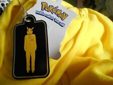 World book day teachers Fancy Dress POKEMON PIKACHU BNWT  X S cosplay