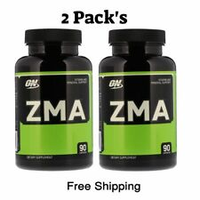 OPTIMUM NUTRITION - ZMA Nighttime Recovery Support - 90 Capsules