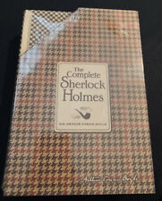 The Complete Sherlock Holmes Hardcover Book $30 New Sealed