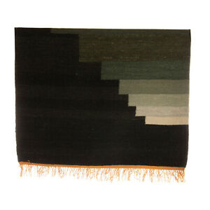 RRP €800 &TRADITION By ALL THE WAY TO PARIS Another Rug HAND WOVEN Wool Blend