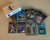 2020 Topps Heritage NY Mets Team w/ Inserts (28) PLUS 2019 Alonso RC, 1971 Cards