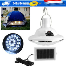 Lampe de camping led pour tente  3 ou 12 leds 120 Lumens REF 22682