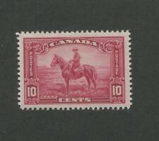 1935 Canada Royal Canadian Mounted Police 10c Postage Stamps #223
