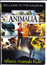 Animalia (DVD, Widescreen, 2008) Region 1, New Sealed
