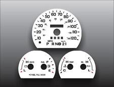 2003-2005 Mercury Grand Marquis 120 Mph Dash Instrument Cluster White Face Gauge