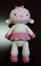 "Disney Just Play Doc McStuffins 5"" LAMBIE THE LAMB Poseable Figure"