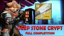 Destiny 2 - Deep Stone Crypt + Secret Chest PS4/5 (cross-save PC/XBOX)