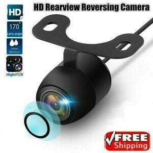 Waterproof 170° HD Car Reverse Parking Camera Rear View Backup Night Vision Cam