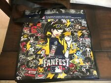 2016 asg all star game fanfest tokidoki tote bag mlb collection