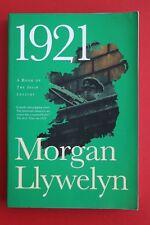 1921 - A BOOK OF THE IRISH CENTURY - Morgan Llywelyn - Large Paperback (PB 2001)