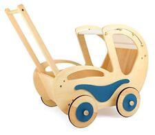 Legler - Small Foot Design carrito Muñecas madera