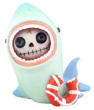 NEW Furrybones Furry Bones Sharkie Shark Baby Skull Skeleton Figurine Gift 8141