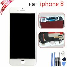 For Apple iPhone 8 LCD Display Screen Touch Digitizer Assembly Unit White