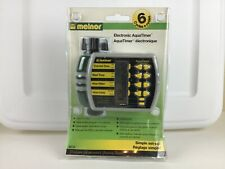 Melnor 6 cycle electronic aqua timer new in package