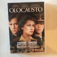 OLOCAUSTO RARO 3 DVD vendita - MERYL STREEP JAMES WOODS SERIE TV SHOAH MEMORIA