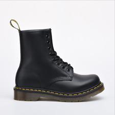 2018 Dr. Martens Doc Boots Stiefel Smooth 8 Eye Loch 1460z Lederstiefel Neu