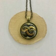 COLLAR AURYN NEVERENDING STORY NECKLACE PENDANT HISTORIA INTERMINABLE