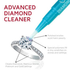 Connoisseurs Diamond Dazzle Stik Stick Jewellery Cleaner Polish Pen  Buffer
