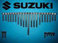 Suzuki Gt250 Gt 250 250cc a 1977 Inoxidable Allen Juego De Tornillos Motor * Uk FREEPOST *