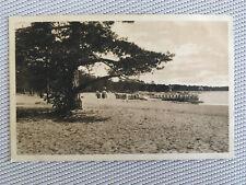 AK Bad Hangö Strand Finnland Um 1918