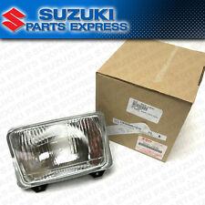 NEW 2002 - 2016 SUZUKI DR-Z DRZ 400S SM OEM HEAD LAMP LIGHT LENS 35121-12EA0