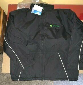 John Deere Brand Snowmobile Jacket_Sz XXL_Lined w/Hood_Multi Weather Resistant
