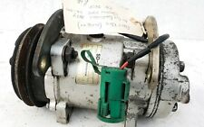 1988 JAGUAR XJ6 XJ40 SANDEN SD-570 AIR CON AC PUMP COMPRESSOR EAC7698