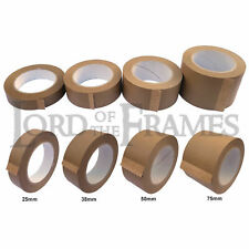 BULK Boxes 25mm 38mm 50mm 75mm ECO15+ Self Adhesive Backing Tape Picture Framing