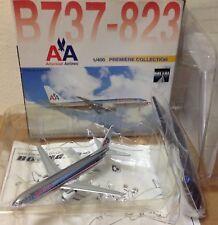 American Airlines B737-823 1/400 Dragon Wings 55242 Premiere Boeing 737 diecast