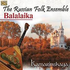 The Russian Folk Ensemble Balalaika - Kamarinskaya (NEW CD)