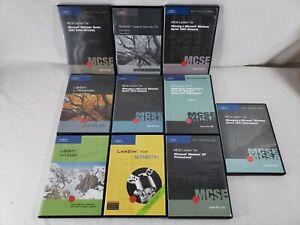 MCSE LabSim Lot (x10) for Microsoft Windows 2003, LabSim for Linux & More