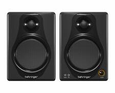 Behringer MEDIA 40USB High-Res 40W Bi-Amped Digital Monitor Speaker w/ USB Input