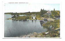 YARMOUTH NS Lakeside Park