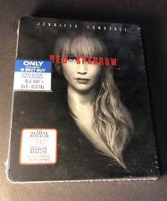 Gorrión Rojo [Edición Limitada Steelbook] (blu-ray + Dvd) Nuevo
