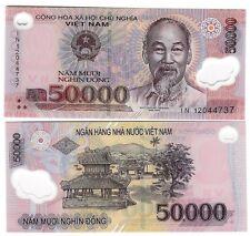 VIETNAM 50000 50.000 DONG POLYMER UNC 2012 P 121