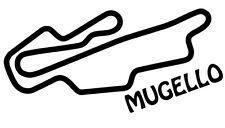 Adesivo - Sticker MUGELLO