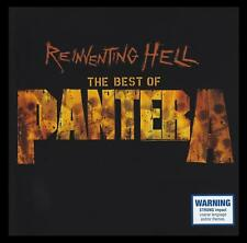 PANTERA - REINVENTING HELL : THE BEST OF CD ~ DIMEBAG DARRELL~PHIL ANSELMO *NEW*