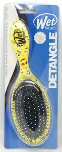 The Wet Brush Professional Salon Detangling Hairstyles Hair Brush Soft Bristles