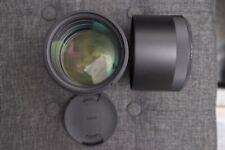 Sigma AF 135mm f/1.8 DG HSM Art Series Lens for Nikon F Mount Fast Sharp Glass